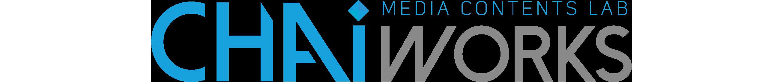 미디어콘텐츠랩 차이웍스 로고